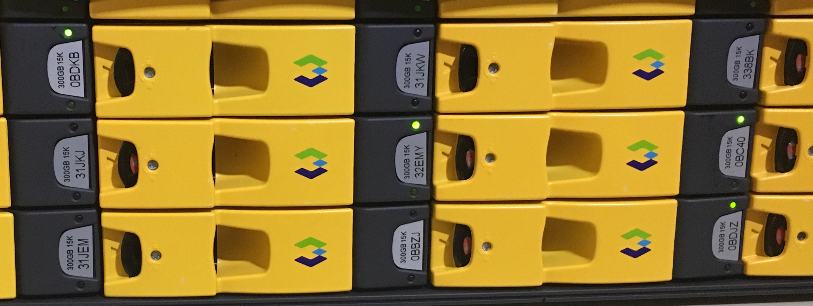 Gelber Storage.