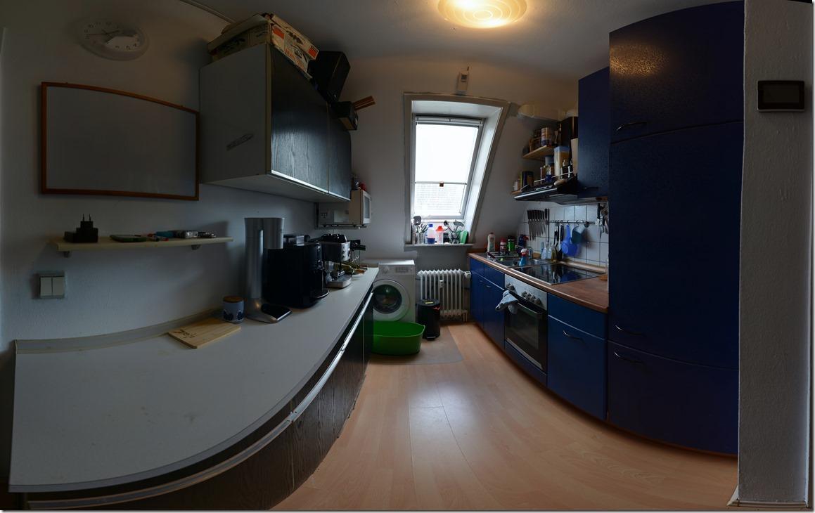 Panorama aus meiner Küche